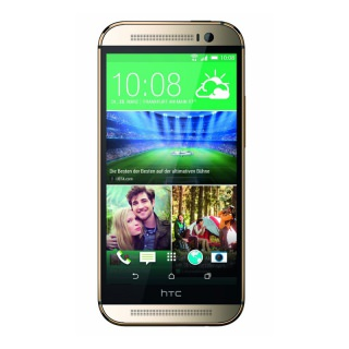 Фото - HTC One M8 Eye 2/16Gb Amber Gold