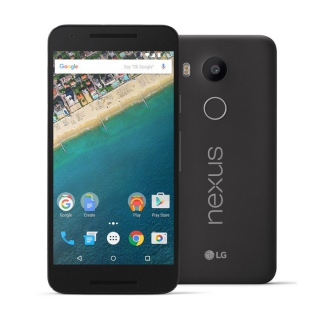 Фото - LG H791 Nexus 5X 16GB Black