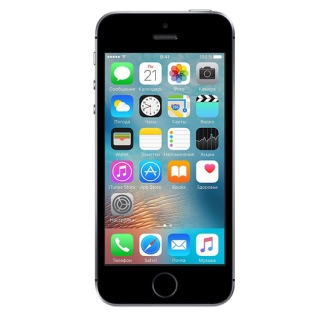 Фото - Apple iPhone SE 16GB Space Grey