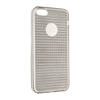 Фото - Baseus Lustre iPhone 5 Silicone Gray