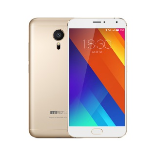 Meizu MX5E Dual Sim 16GB Gold