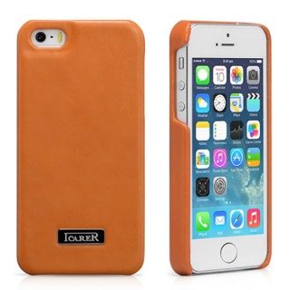 Фото - iCarer iPhone 5/5S/5SE Luxury Orange