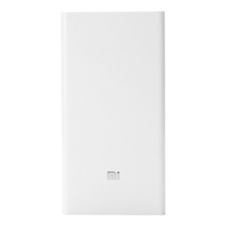 Фото - XIAOMI Mi Power Bank 20000mAh White (1154400042)