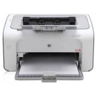 Принтер лазерный - HP LaserJet Pro P1102