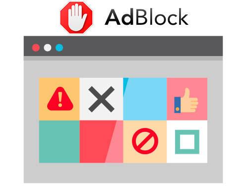 Установить Adblock