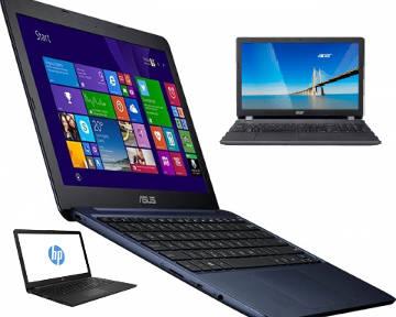 Бюджетные ноутбуки
