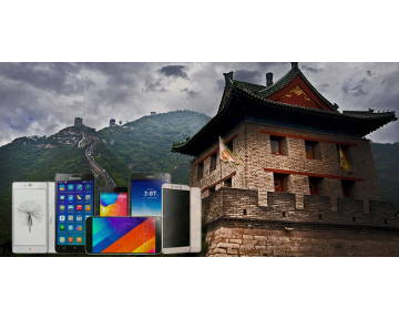 Смартфоны китайские