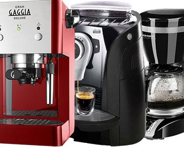 кофеварки виды