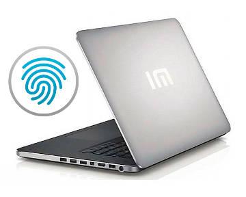 Сканер отпечатка пальца на ноутбуке