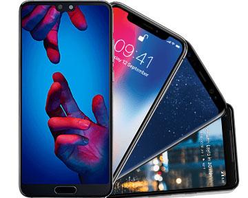 Смартфоны новые
