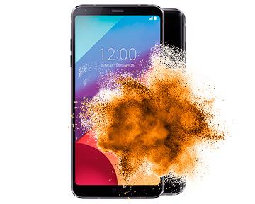 Пылезащитный телефон