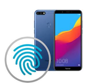 Сканер отпечатка пальцев на смартфоне