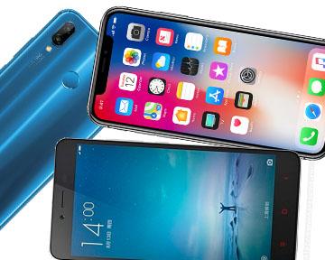 Смартфоны OLED