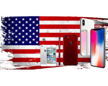 Смартфоны из Америки